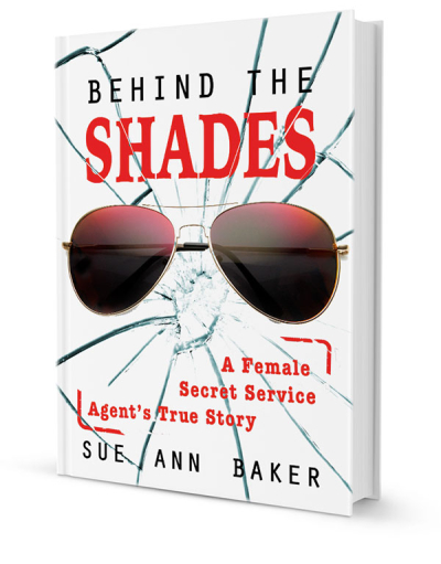 Sue Ann Baker Behind the Shades book