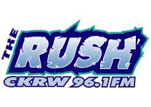 The Rush CKRW 96.1FM
